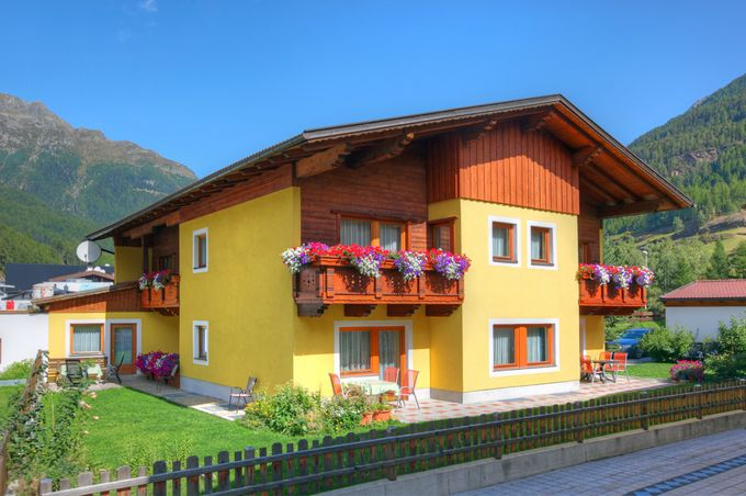 Haus Romana in Sölden
